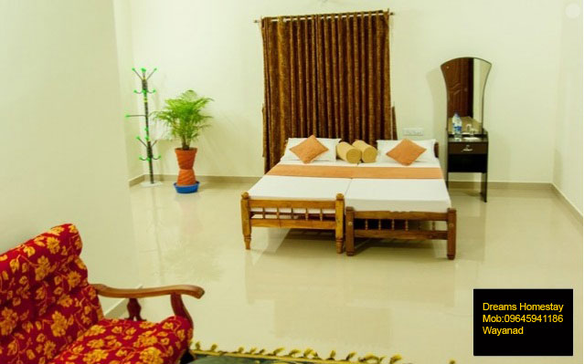 Dreams Homestay, Sulthan Bathery