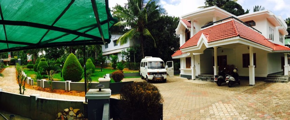 Blueberry Homestay Sulthan Bathery